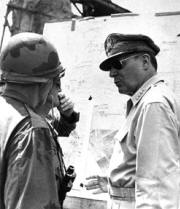 "General MacArthur & ""friends"""